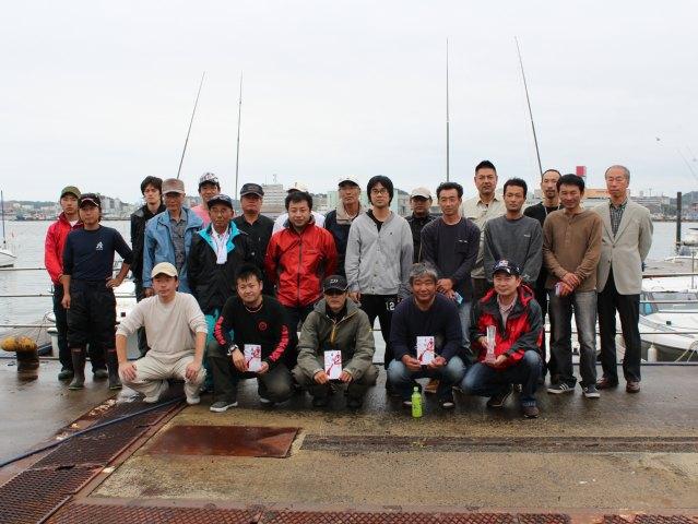 マリンテック釣り大会結果 写真