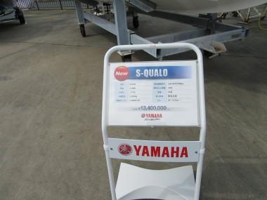 ヤマハ S-QUALO 写真