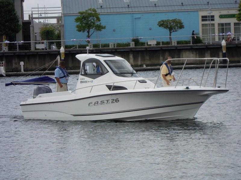 ヤマハ F.A.S.T.26 EX 写真