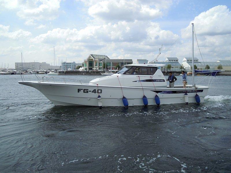 ヤマハ FG-40HP 写真