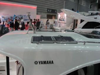 ヤマハ FR-23アクティブセダン 写真