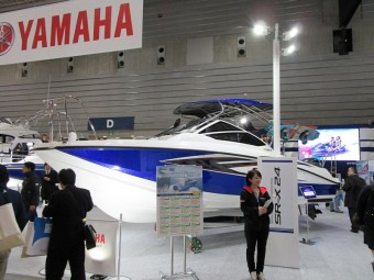ヤマハ SR-X 24 写真