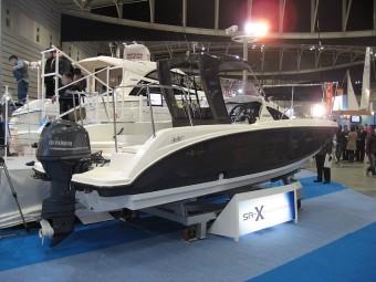 ヤマハ SR-X 写真