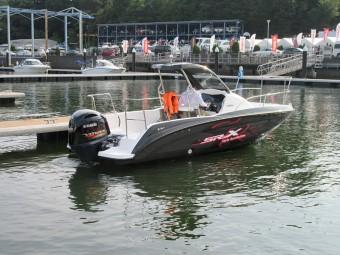 ヤマハ SR-X EX 写真